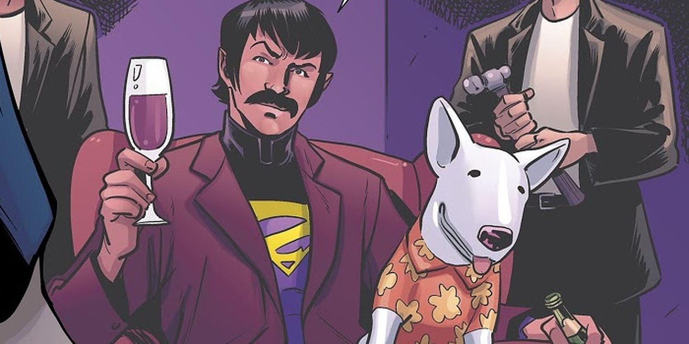 Wonder Twins: DC Pays Homage to the 1980s' Weirdest Beer Commercial