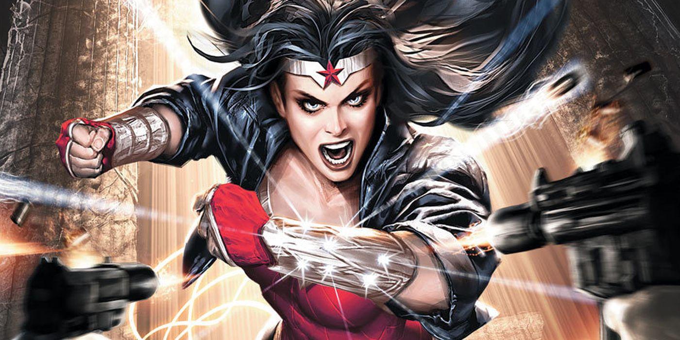 Wonder Woman: Whatever Happened to Jim Lee's Costume?   CBR