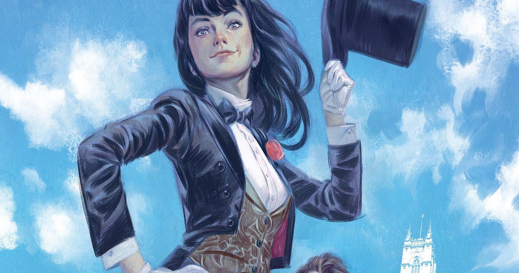 10 Things People Forget About DC's Zatanna | CBR