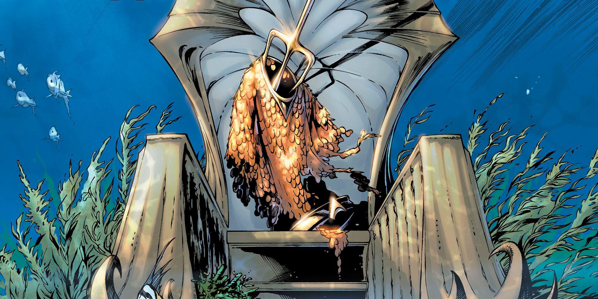 Aquaman Just Got His Own Bruce Banner - and a Kaiju Hulk | CBR