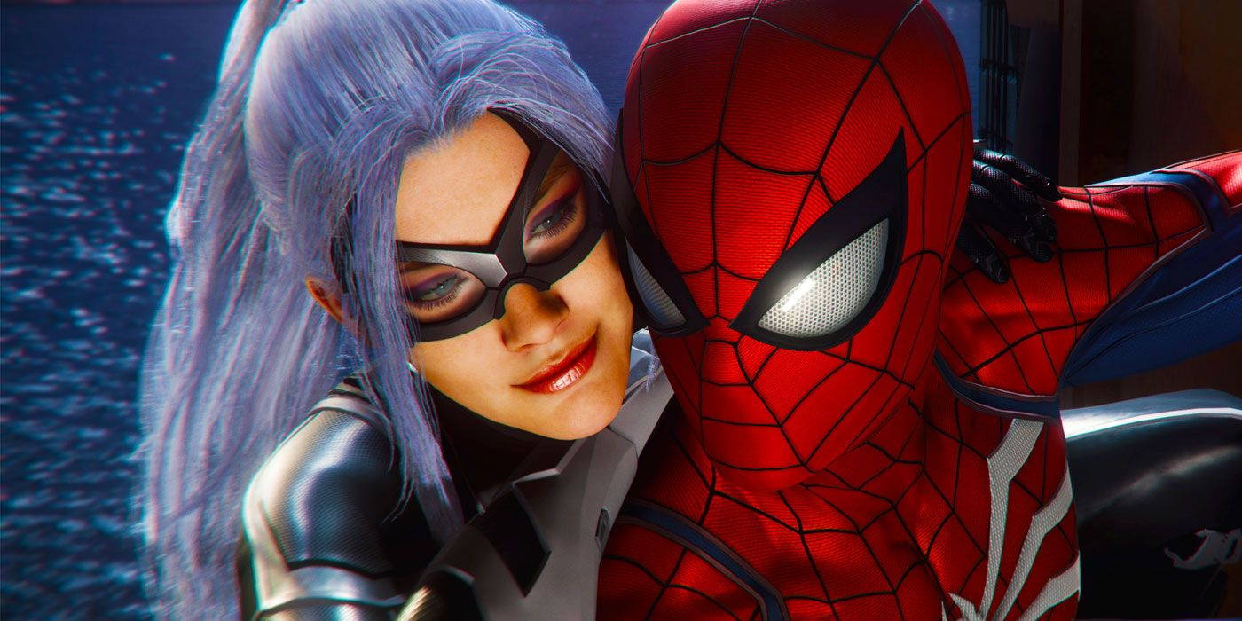 Sorry, Mary Jane: How Spider-Man & Black Cat Fell In Love | CBR