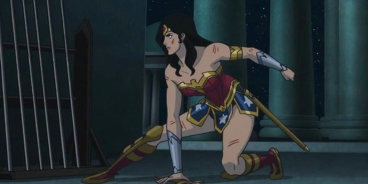 REVIEW: Wonder Woman: Bloodlines | CBR