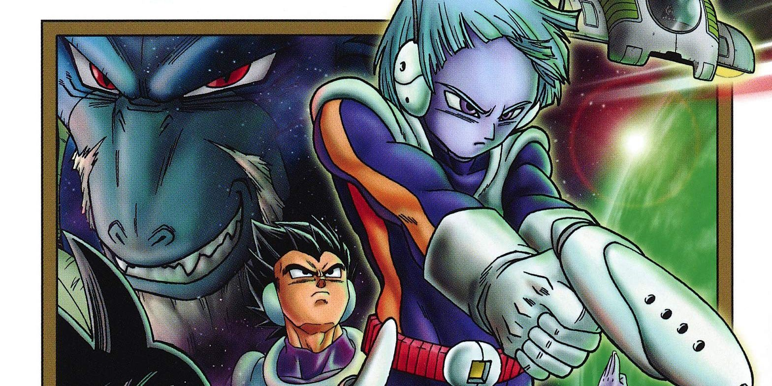 Dragon Ball Super: One of the Galaxy's Deadliest Criminals Arrives on Earth