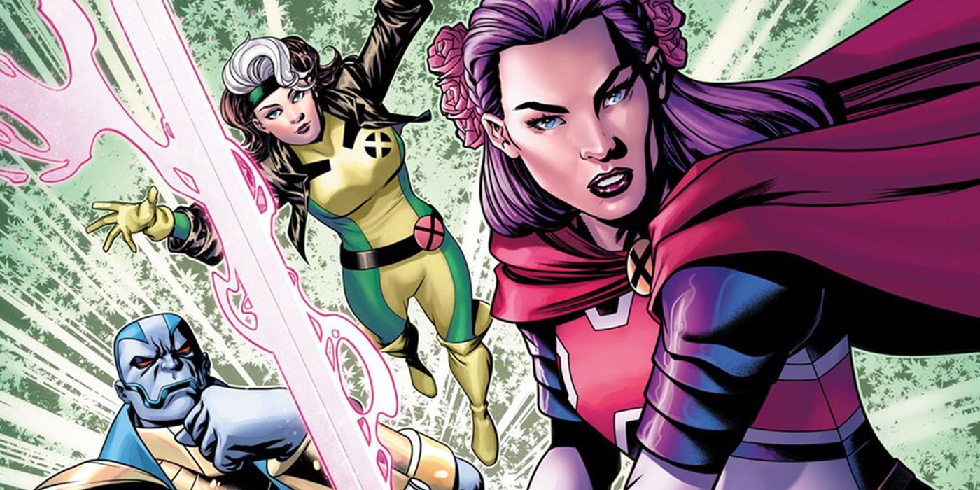 Excalibur Just Brought an Omega-Level Wild Card Into the X-Men