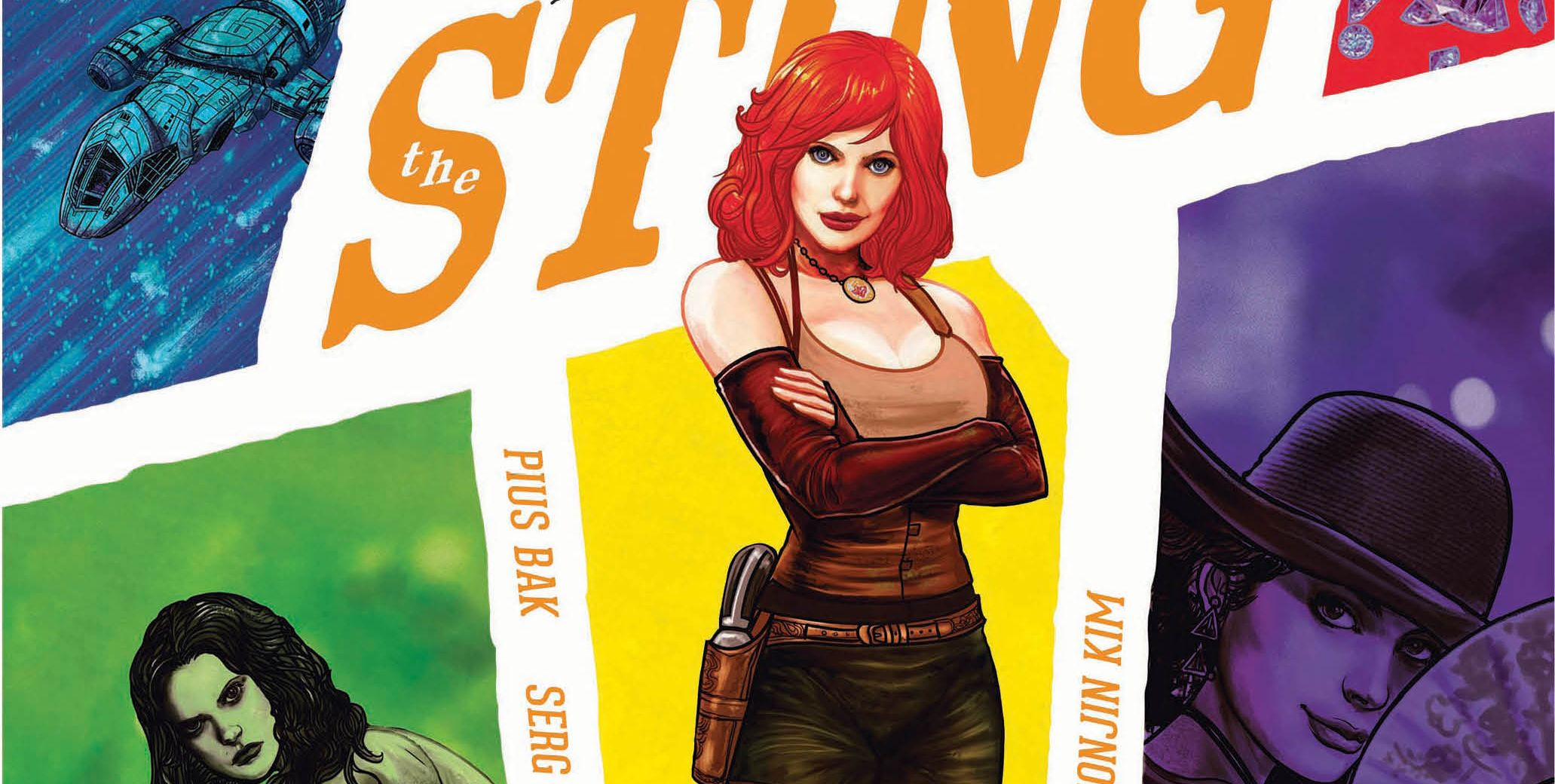 EXCLUSIVE: Firefly: The Sting OGN First Look Sees A New Heist Team Forming
