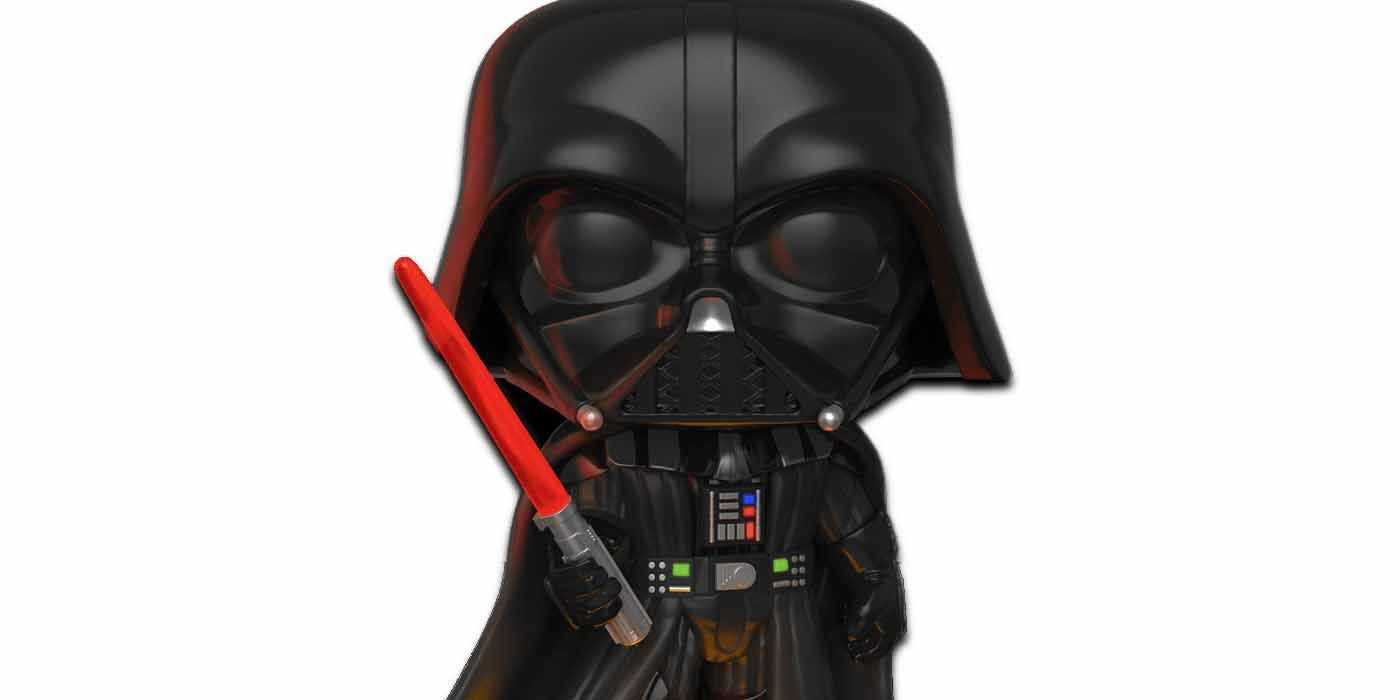 Funko's Next Darth Vader Pop! is the First with Lights and Sound
