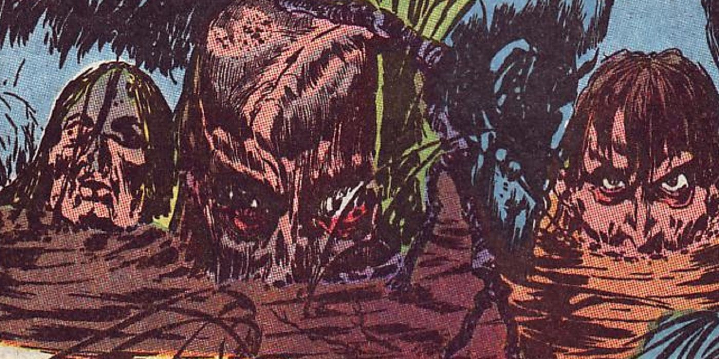 This Twisted EC Comics Horror Story Doesn't Quite Fit Right | CBR
