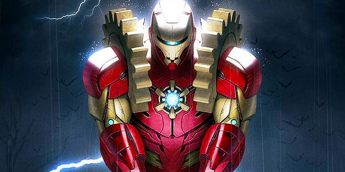 Iron Man 2020 Arrives in January From Slott, Gage & Woods   CBR