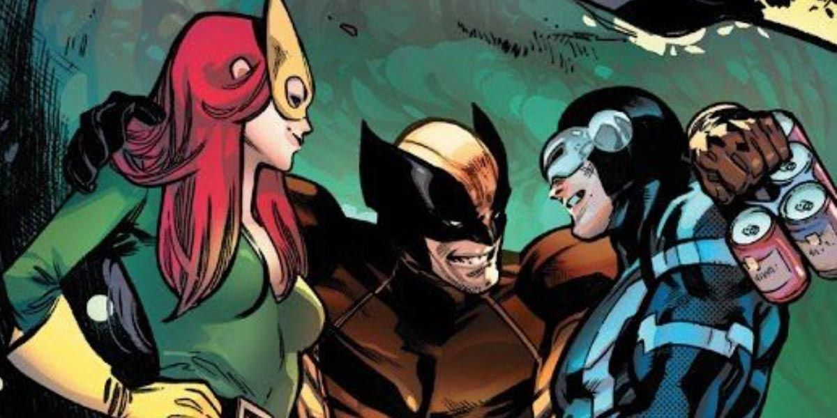 Did Marvel Quietly Make the X-Men's Wolverine, Cyclops & Jean Polyamorous?