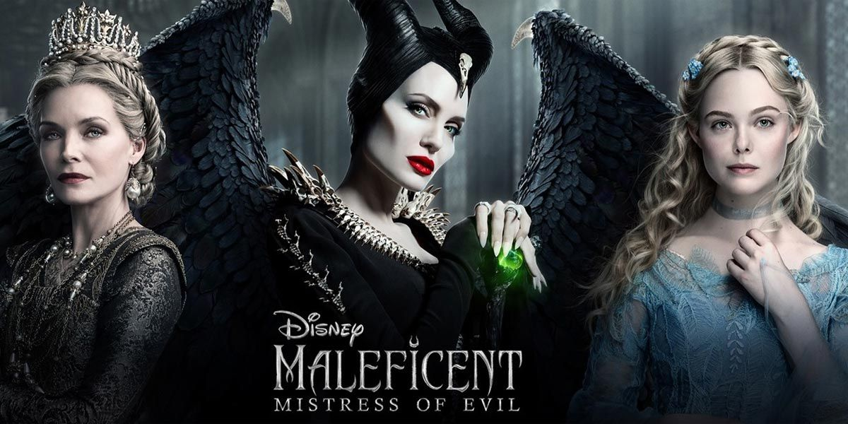 Maleficent Mistress Of Evil S Three Leading Women On Their