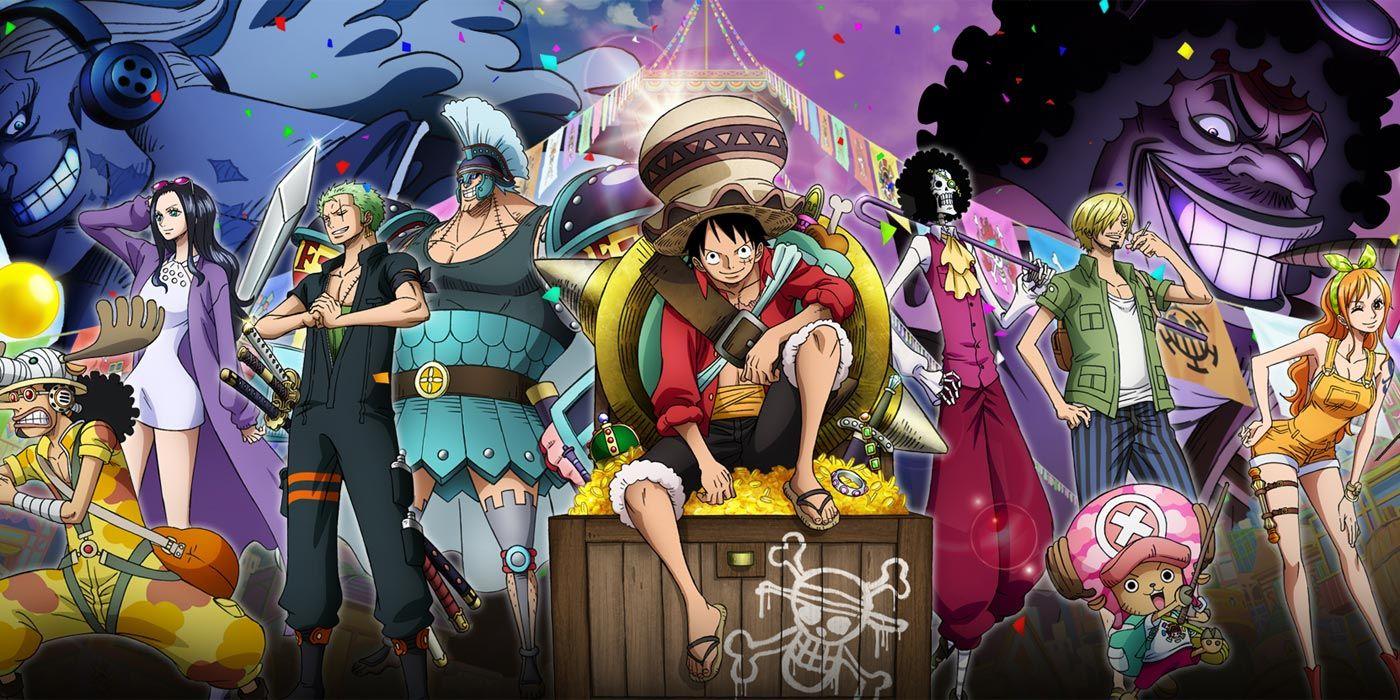 One Piece: Stampede Movie Review | CBR