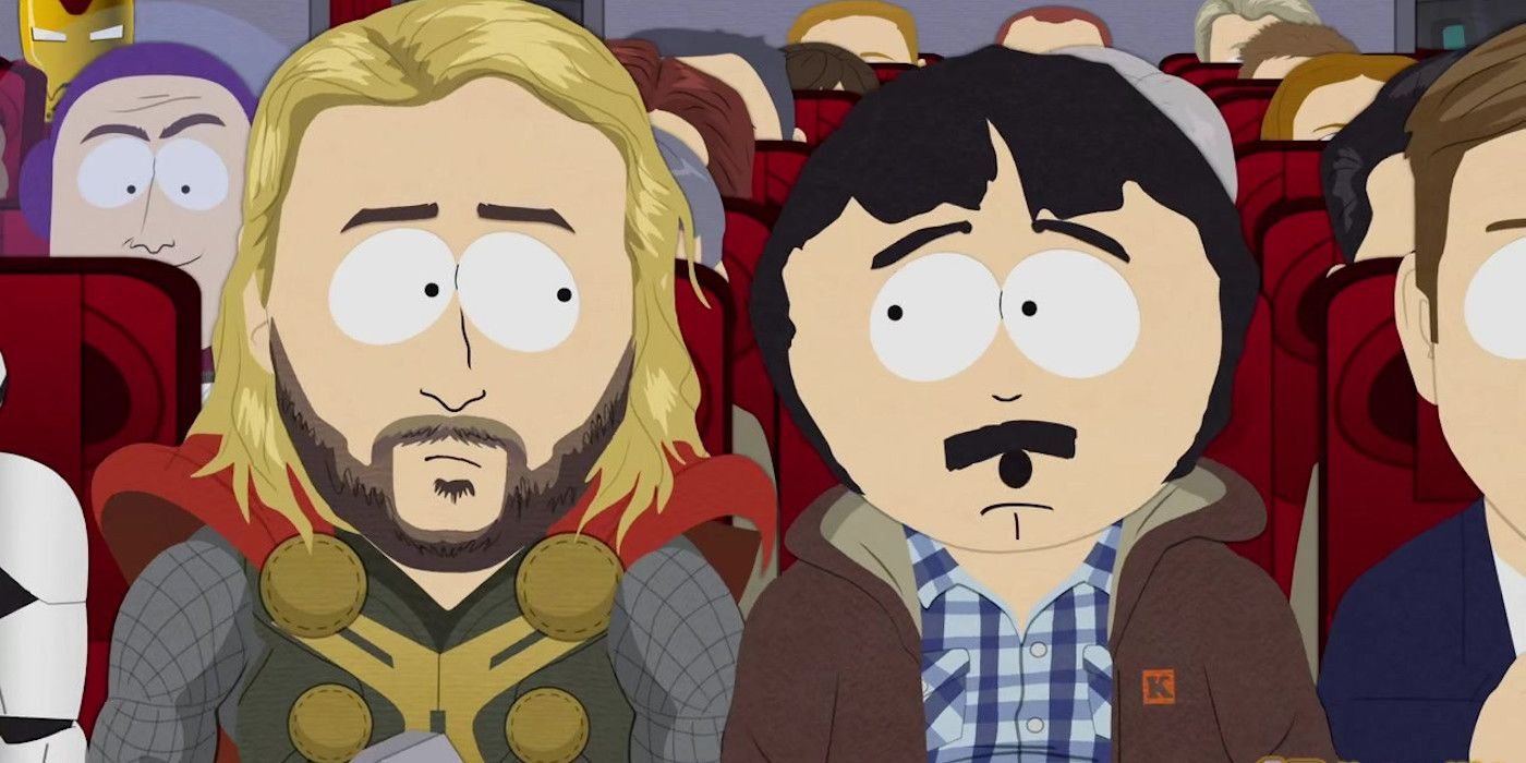 South Park Rips Into Disney's Style of Business | CBR