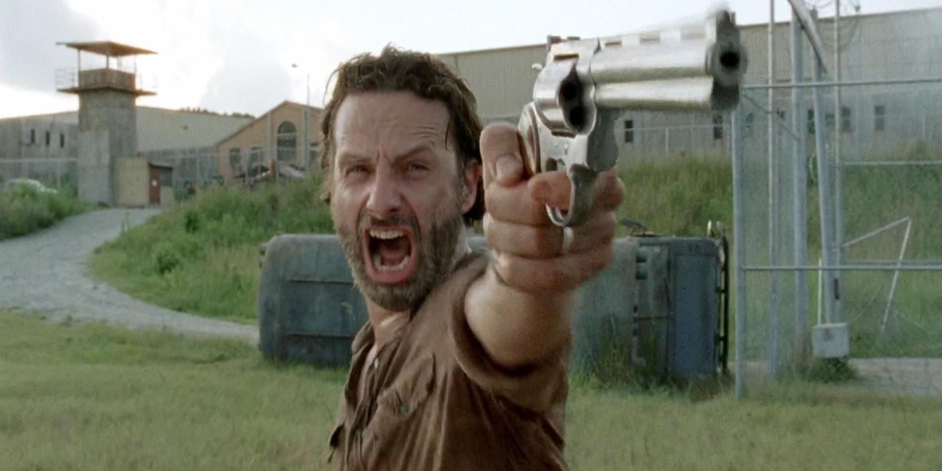 The Walking Dead: 10 Times Rick Was The Scariest Character On The Show