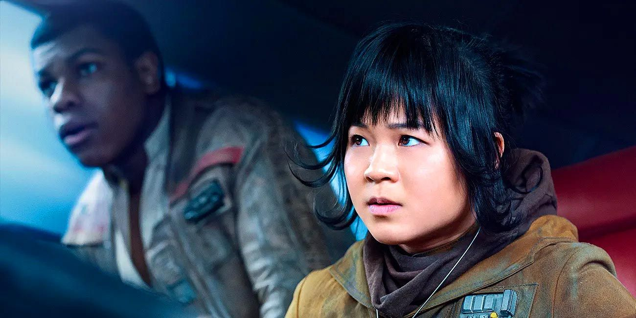 Star Wars Reveals Rose Tico's New Resistance Role | CBR