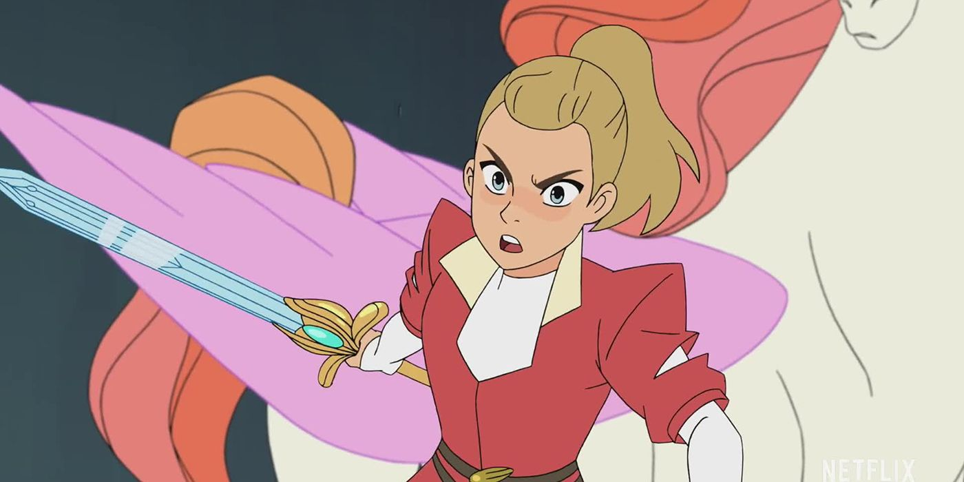She-Ra Season 4 Trailer, Release Date Revealed | CBR