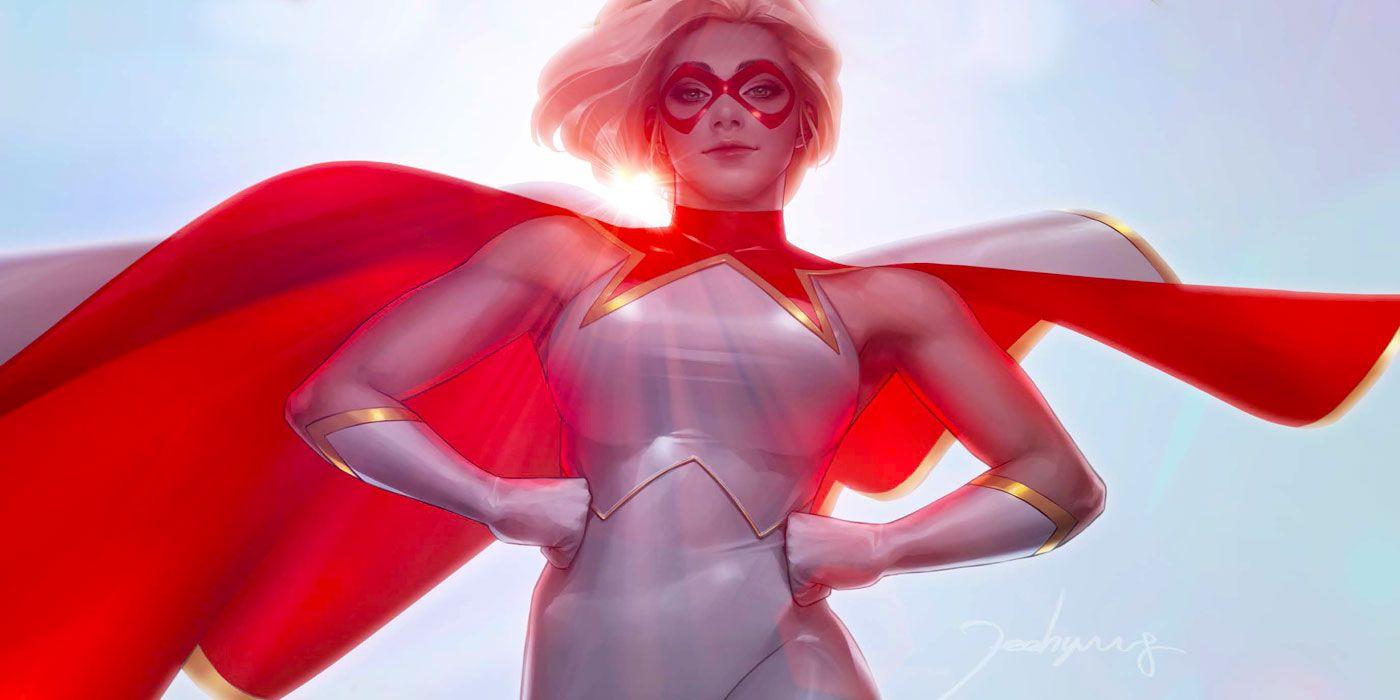 Captain Marvel's Star Lands Her Own Marvel Series | CBR