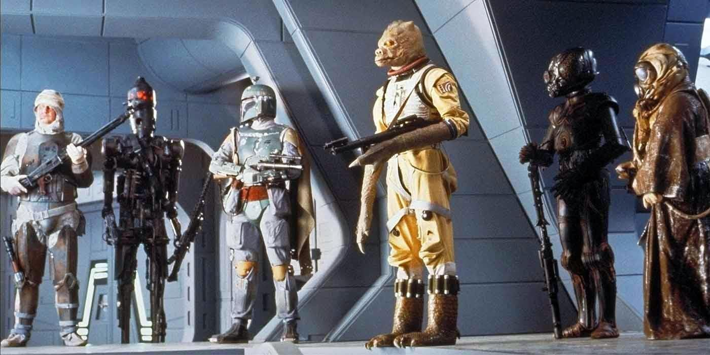 Image result for bounty hunters star wars