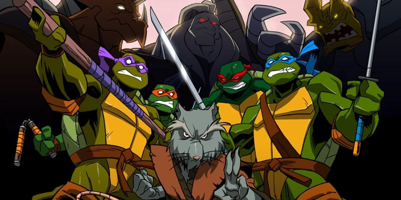 When The Teenage Mutant Ninja Turtles Returned The First Time