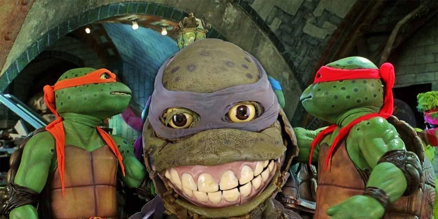 Teenage Mutant Ninja Turtles: You Can Buy Leonardo's Rotting Corpse