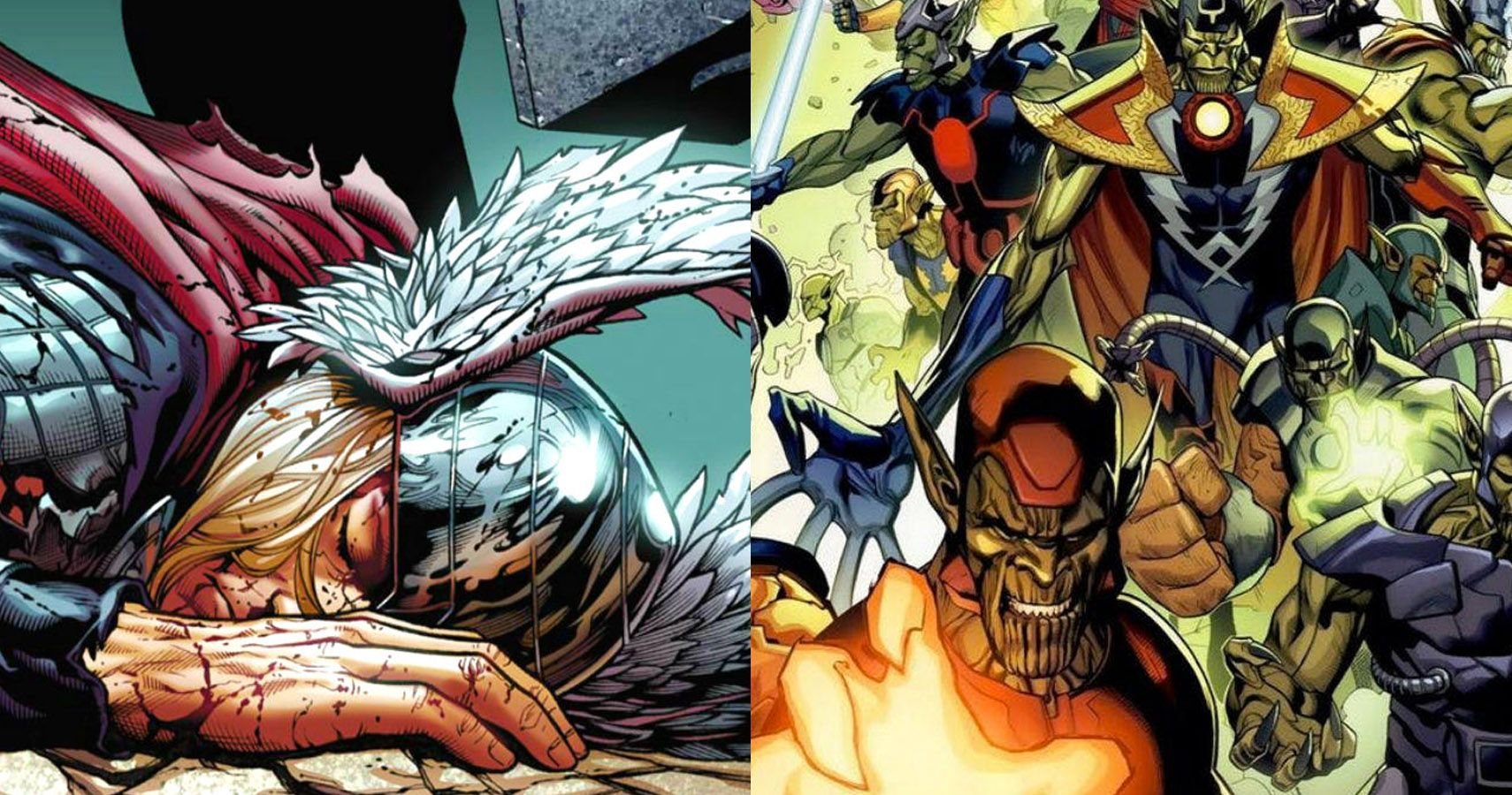 10 Comics Crossovers The MCU Needs To Adapt Next | CBR