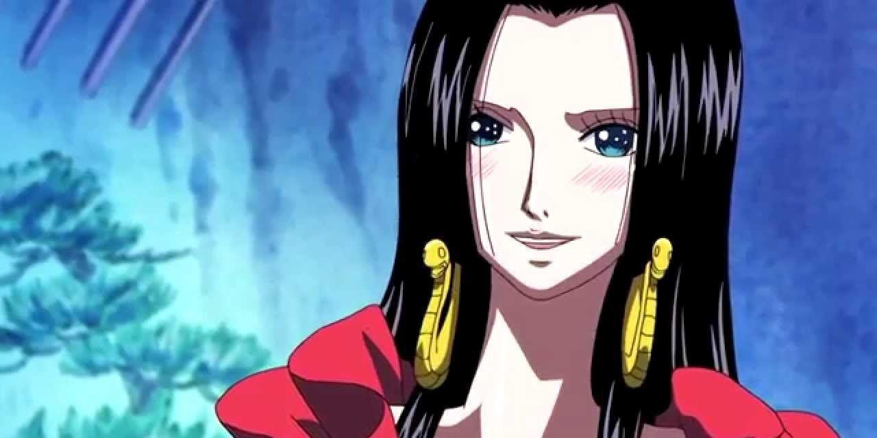 Boa Hancock Strongest Anime Female Characters animeinterface