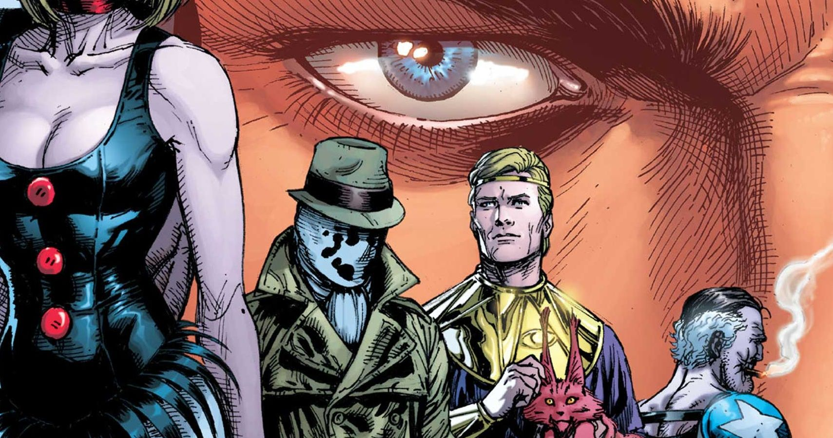 Doomsday Clock: 10 Crazy Connections To Watchmen You Didn't Notice