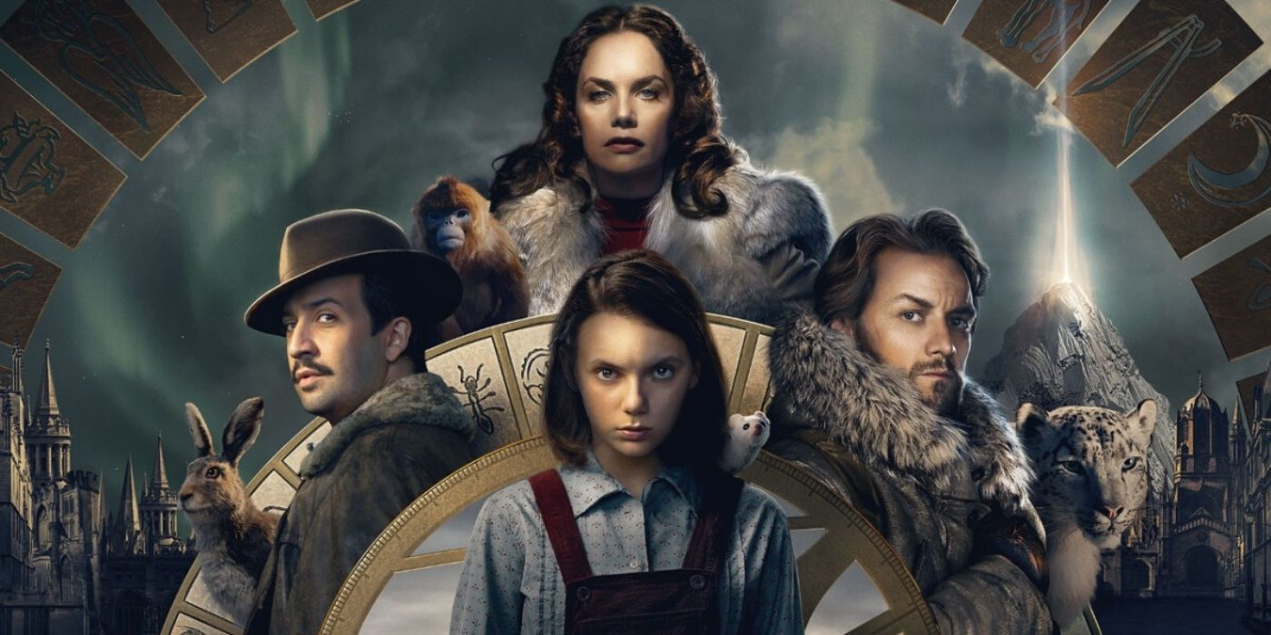Trippy His Dark Materials Opening Credits Drop Ahead of Premiere