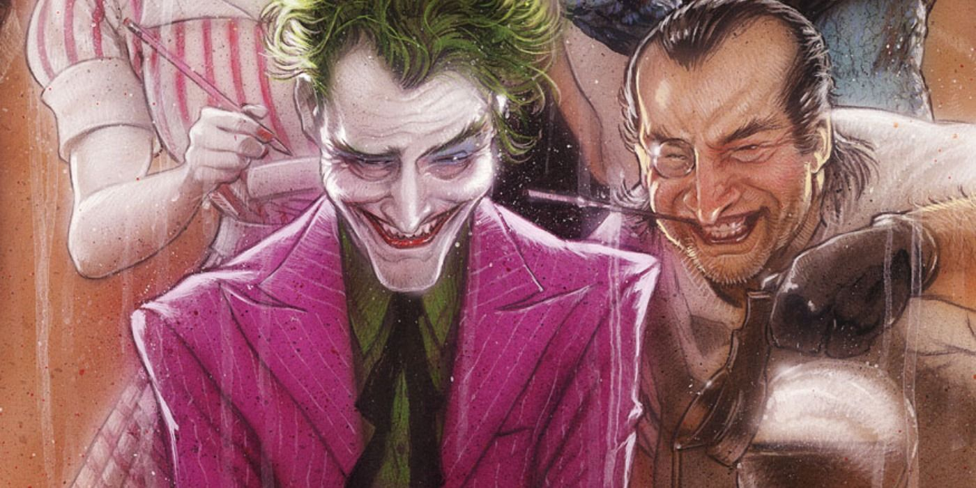 Joker: Killer Smile - DC Reveals First Look at Book Two | CBR