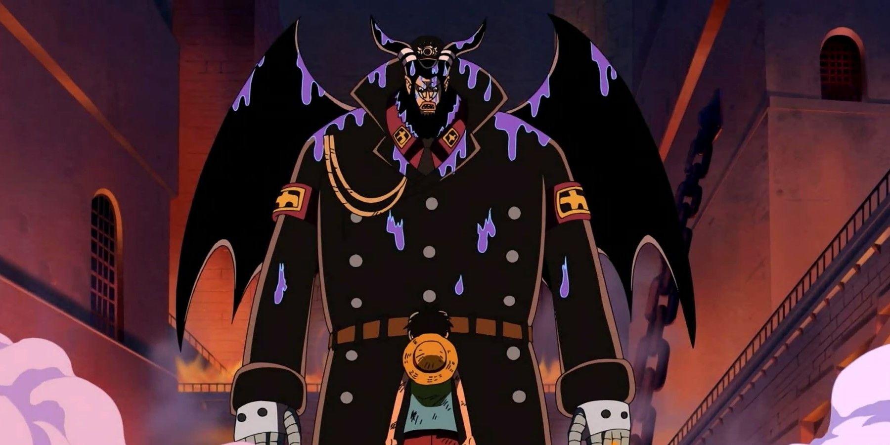 One Piece: Os 10 personagens mais fortes que não são Piratas ou Marines 6