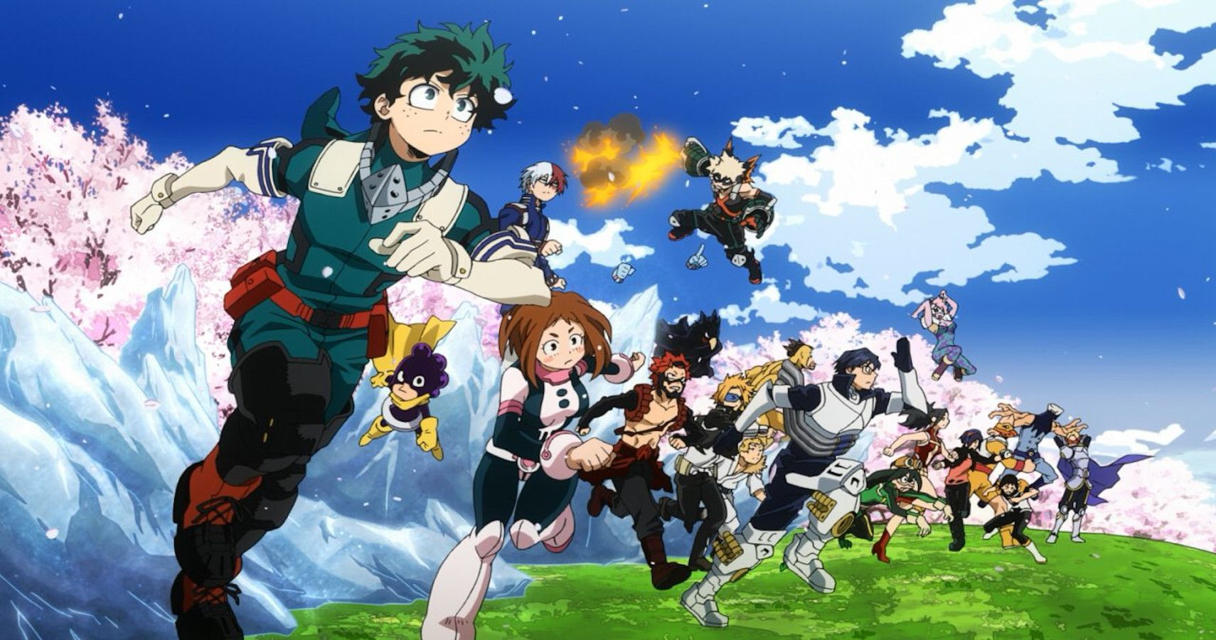 My Hero Academia 10 Things You Didn T Notice In The New Season S Opening Here to bring balance to the underworld. my hero academia 10 things you didn t