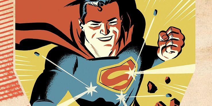SUPERMAN COSTUMES Golden Age - Cinco trajes que nos encantan de Superman y cinco que odiamos