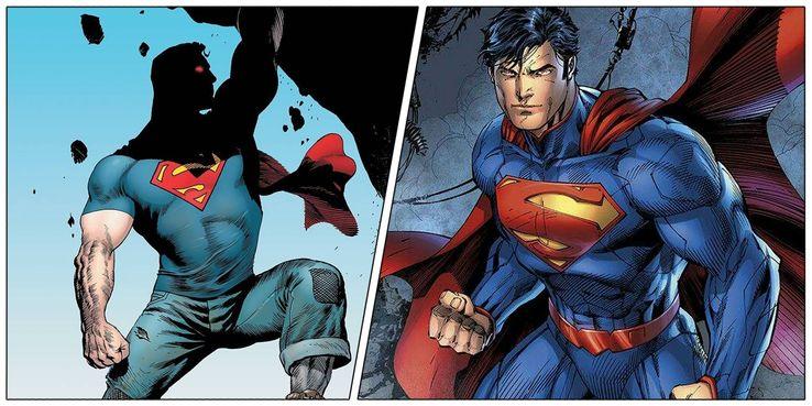 SUPERMAN COSTUMES New 52 - Cinco trajes que nos encantan de Superman y cinco que odiamos