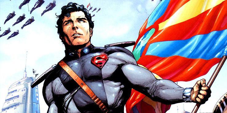 SUPERMAN COSTUMES New Krypton - Cinco trajes que nos encantan de Superman y cinco que odiamos