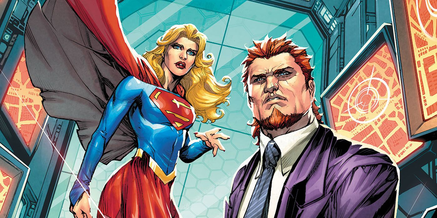 Supergirl and Lex Luthor: DC's Most Shocking '90s Couple, Explained