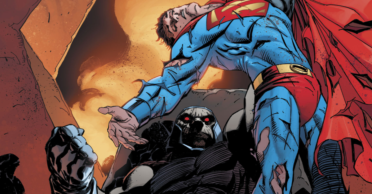 Did Superman Just Murder An Innocent Person - For the Greater Good?