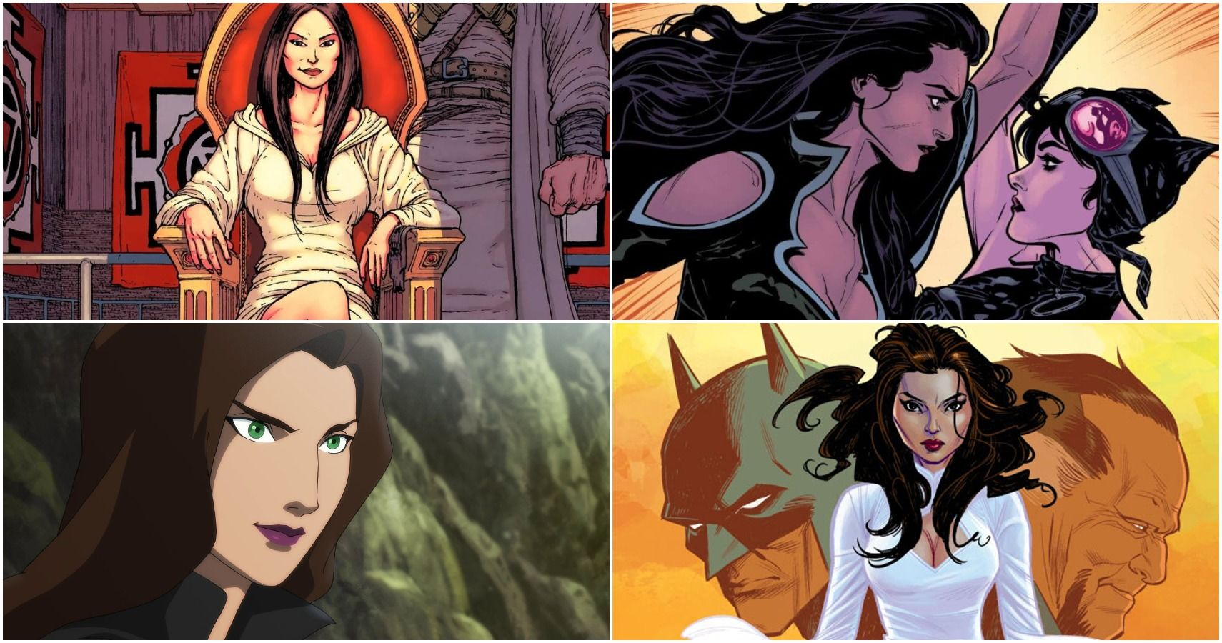 DC: 10 Things You Didn't Know About Talia Al Ghul | CBR