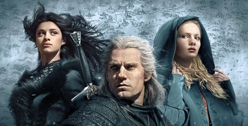 The Witcher Game S Geralt Voice Actor Weighs In On Netflix