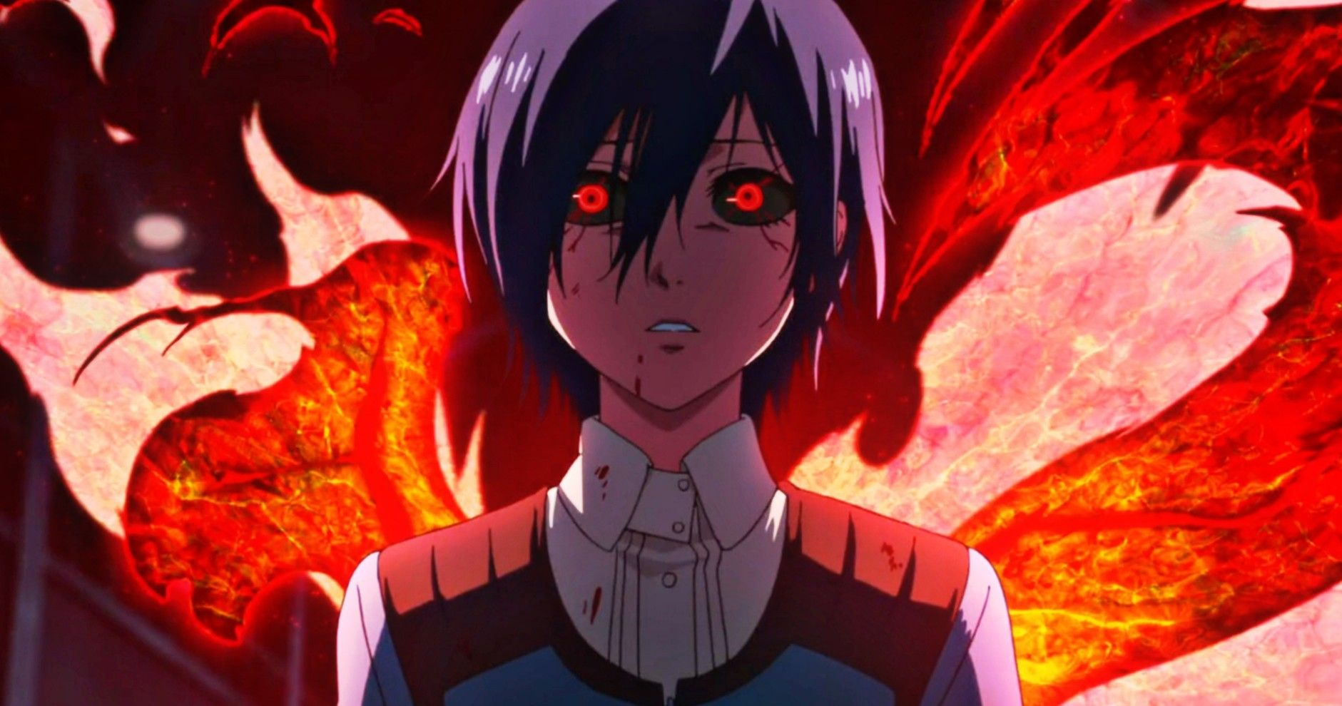 Tokyo Ghoul: 10 Things You Didn't Know About Touka | CBR