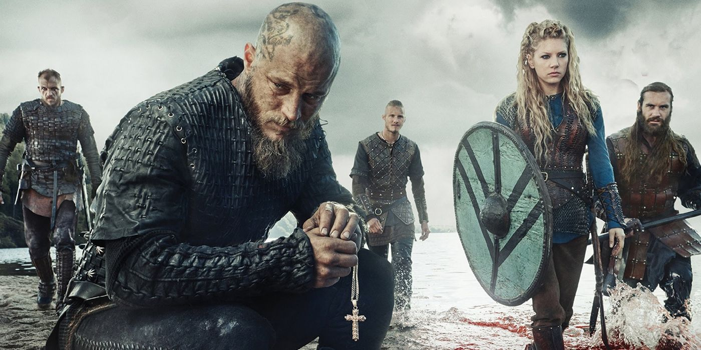 Vikings Sequel Valhalla Coming to Netflix as New Series | CBR