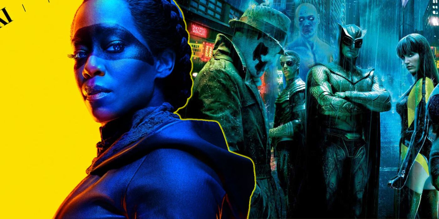 Watchmen: Lindelof Says HBO Series Does Not Throw Shade at Snyder's Film
