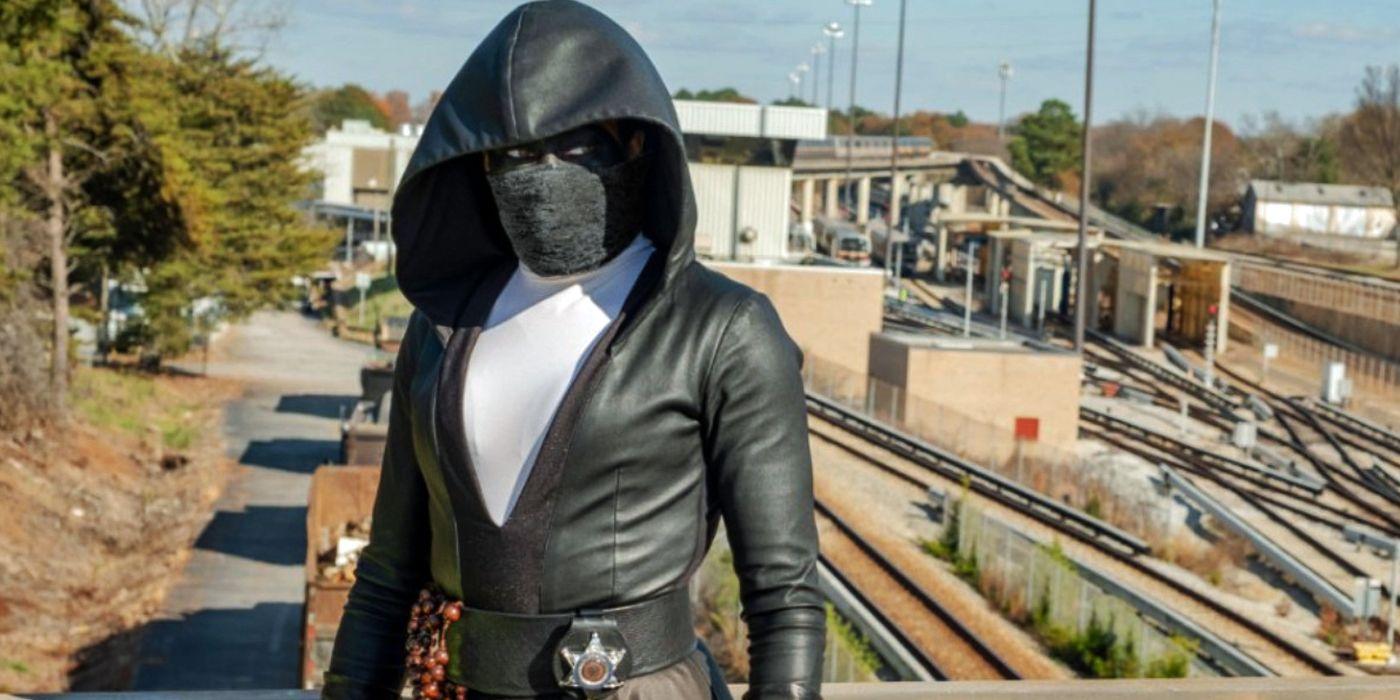 Watchmen Just Introduced Its Weirdest 'Superhero' Yet | CBR