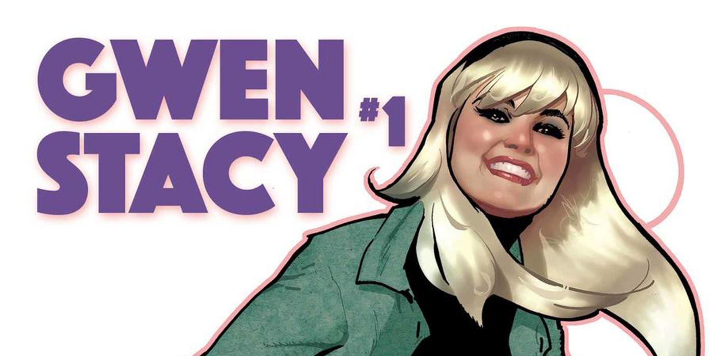 Spider-Man: Into the Spider-Verse Marvel Legends Gwen