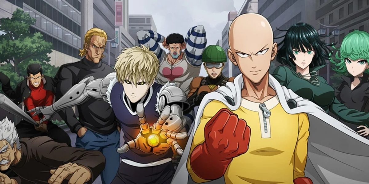 One-Punch Man Season 3 Will Feature More of THIS Rivalry | CBR