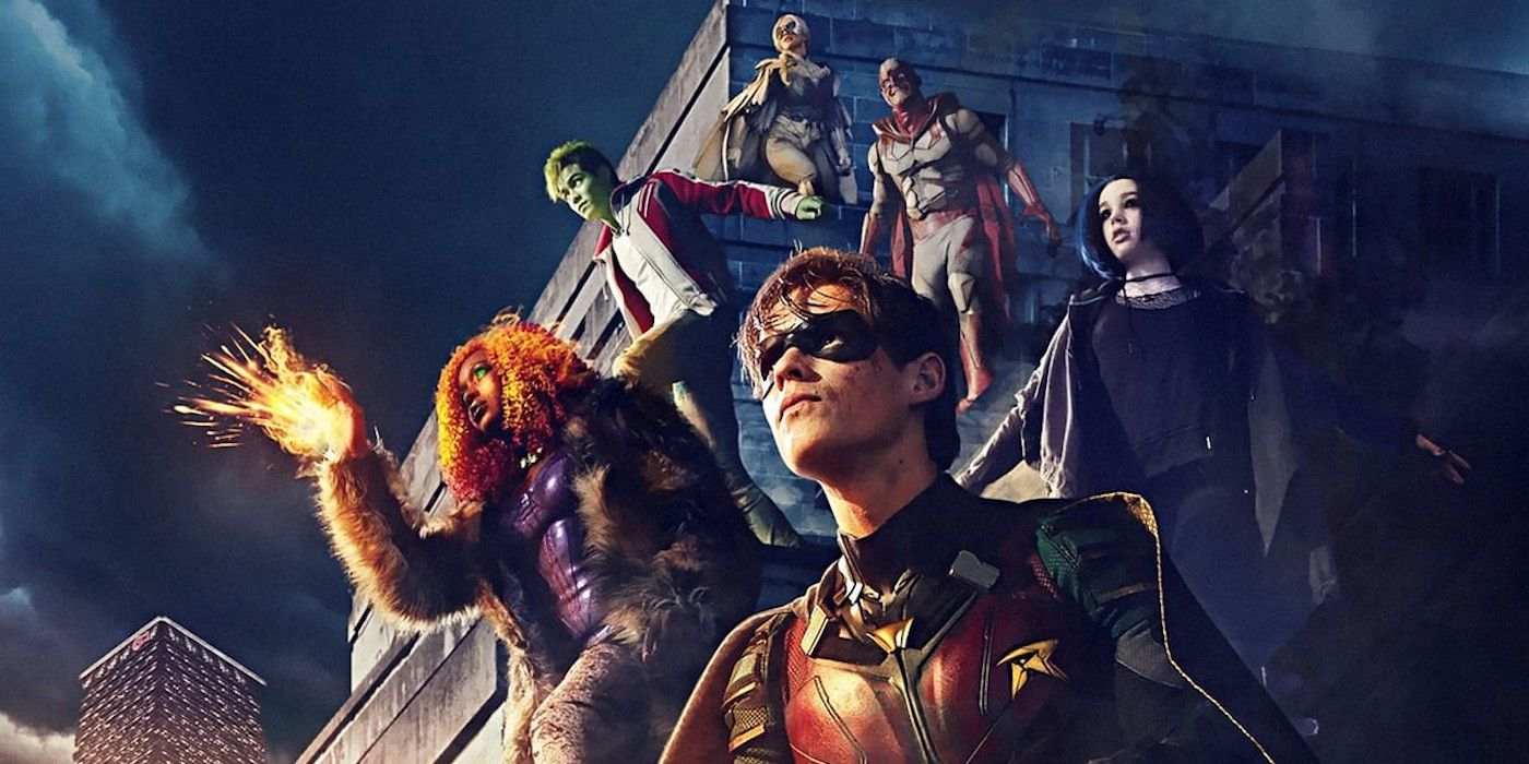 Titans: Five Things We Want From Season 3 | CBR