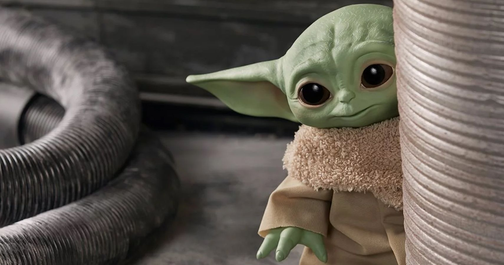 Bring The Child Home Soon With Brand New Baby Yoda Merch