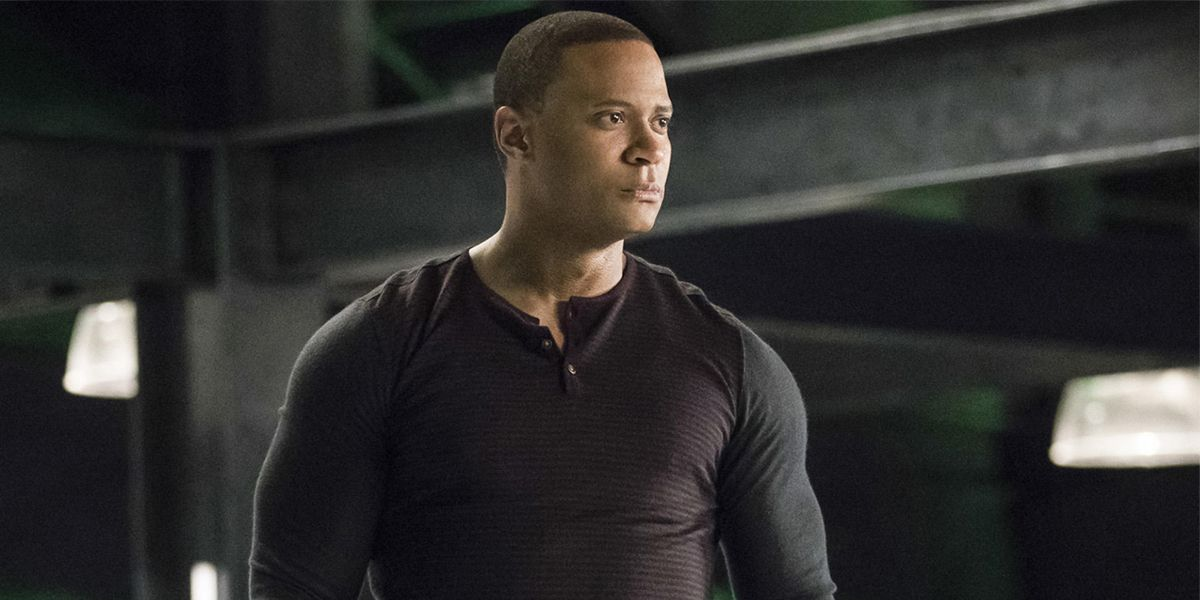 Crisis: Diggle Deserved Better From the Arrowverse Crossover