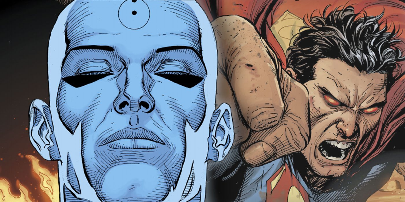 Dc S Doomsday Clock Ending Explained Cbr
