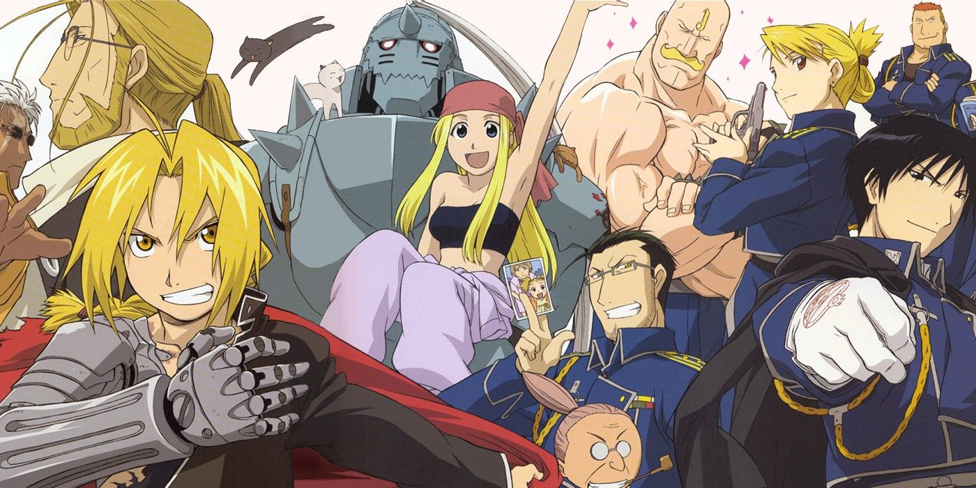 10 Biggest Differences Between Fullmetal Alchemist and ...