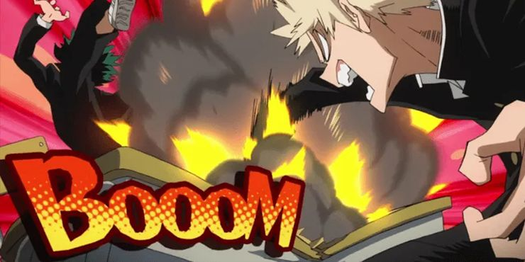 My Hero Academia 10 Things About Bakugo S Quirk That Make No Sense