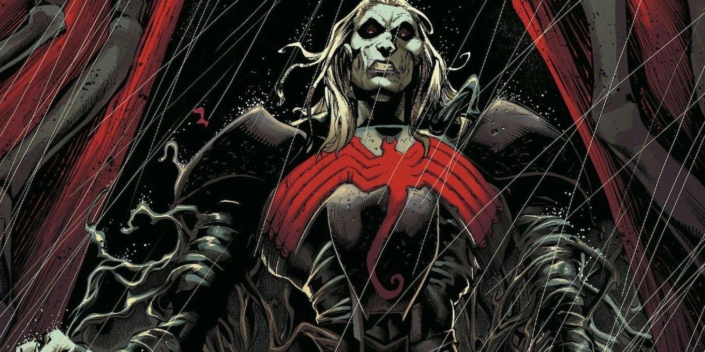 Deus Simbionte de Venom deveria ter permanecido nas sombras 2